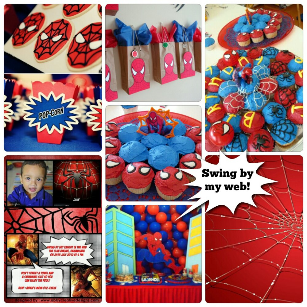 Spiderman Birthday Party Theme – Its More Than Just A Party