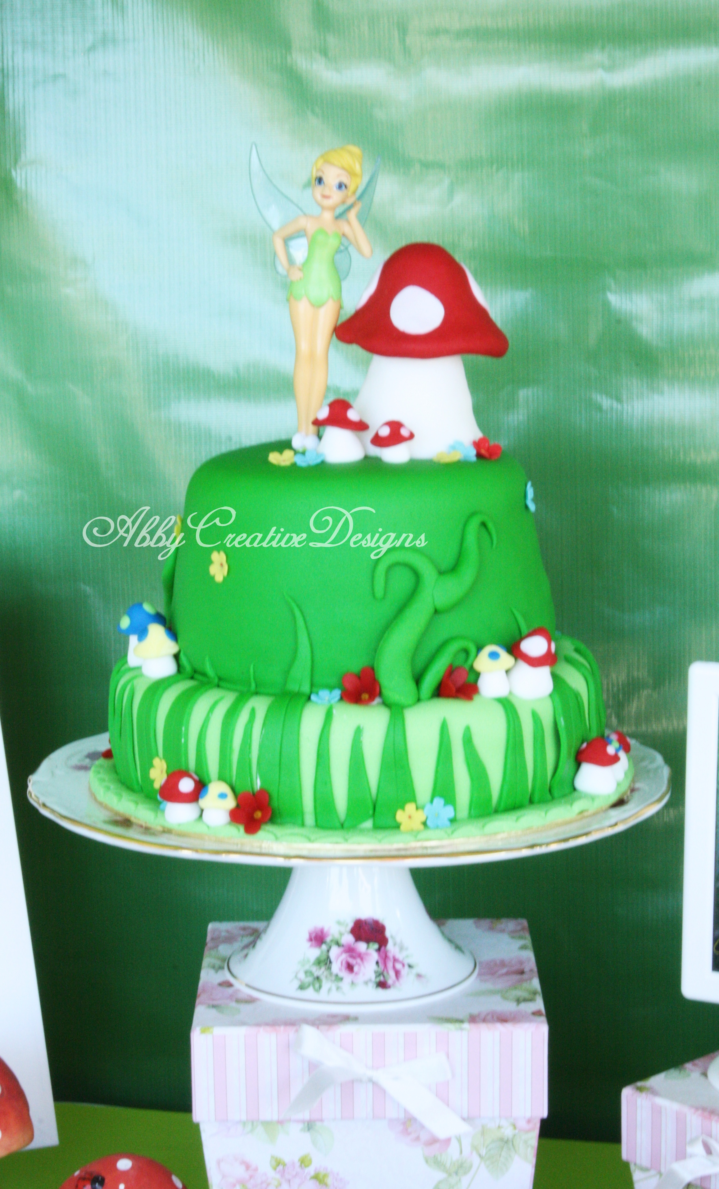 Tinkerbell 1st Birthday Party Its More Than Just A Party