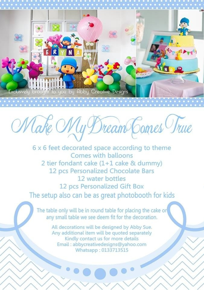 Birthday Decoration Package Its More Than Just A Party