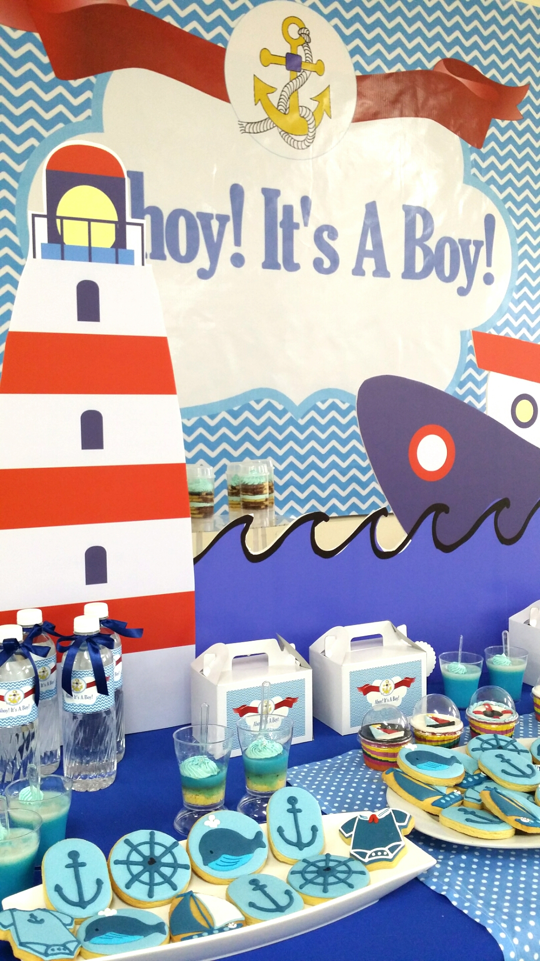 Baby shower its more than just a party - Creative boy baby shower themes ...