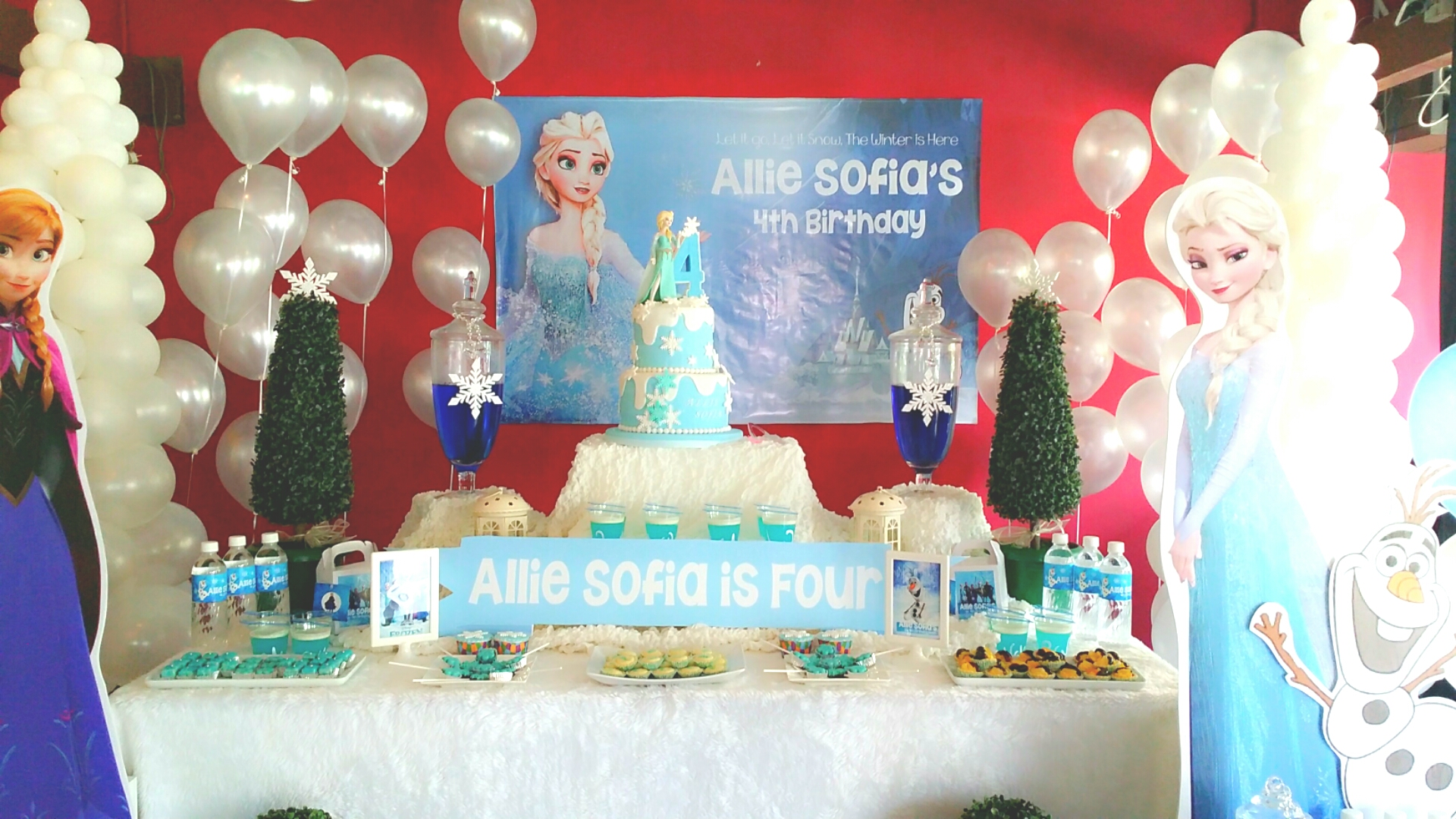 disney frozen birthday party Its More Than Just A Party
