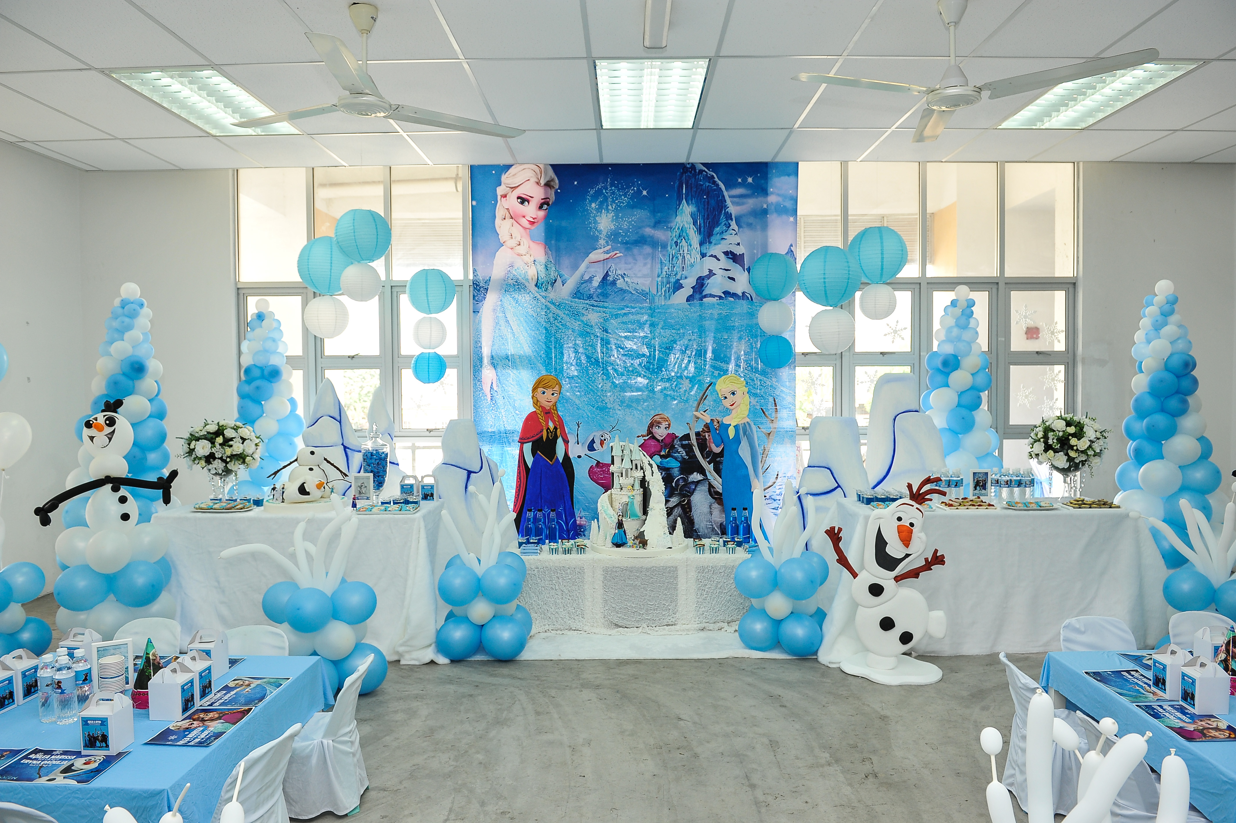 frozen birthday decoration Its More Than Just A Party