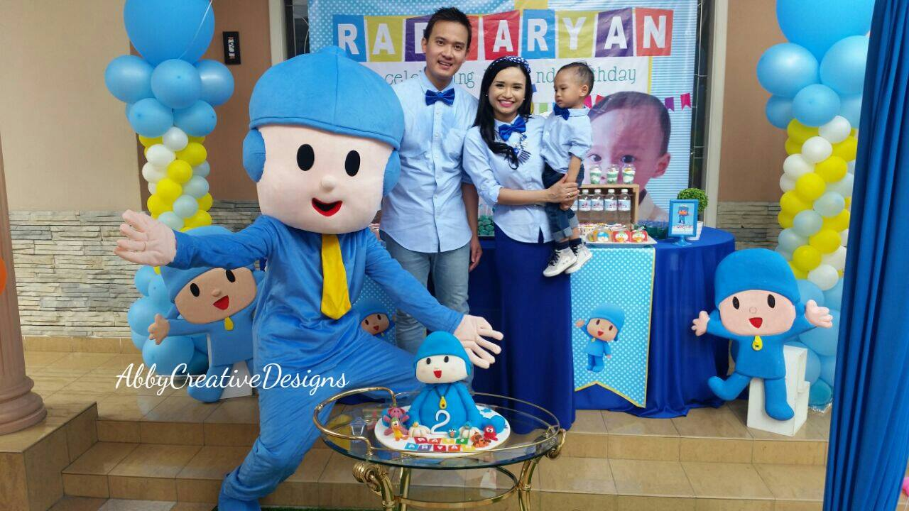 maskot ultraman Its More Than Just A Party