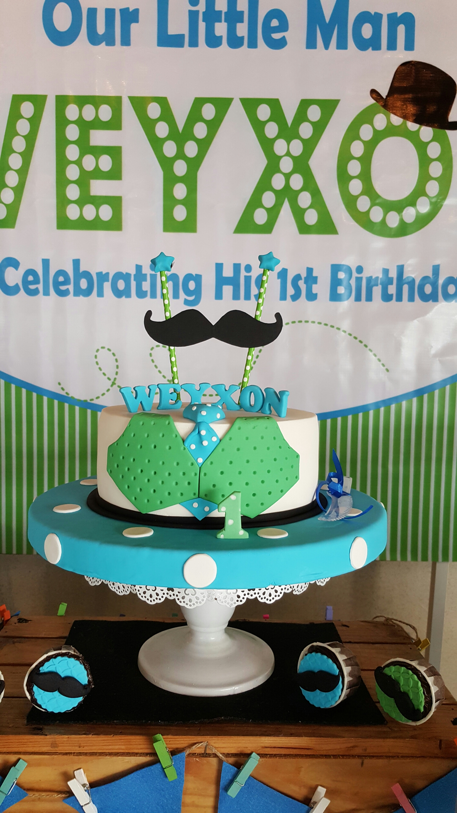 Theme My Little Man Its More Than Just A Party