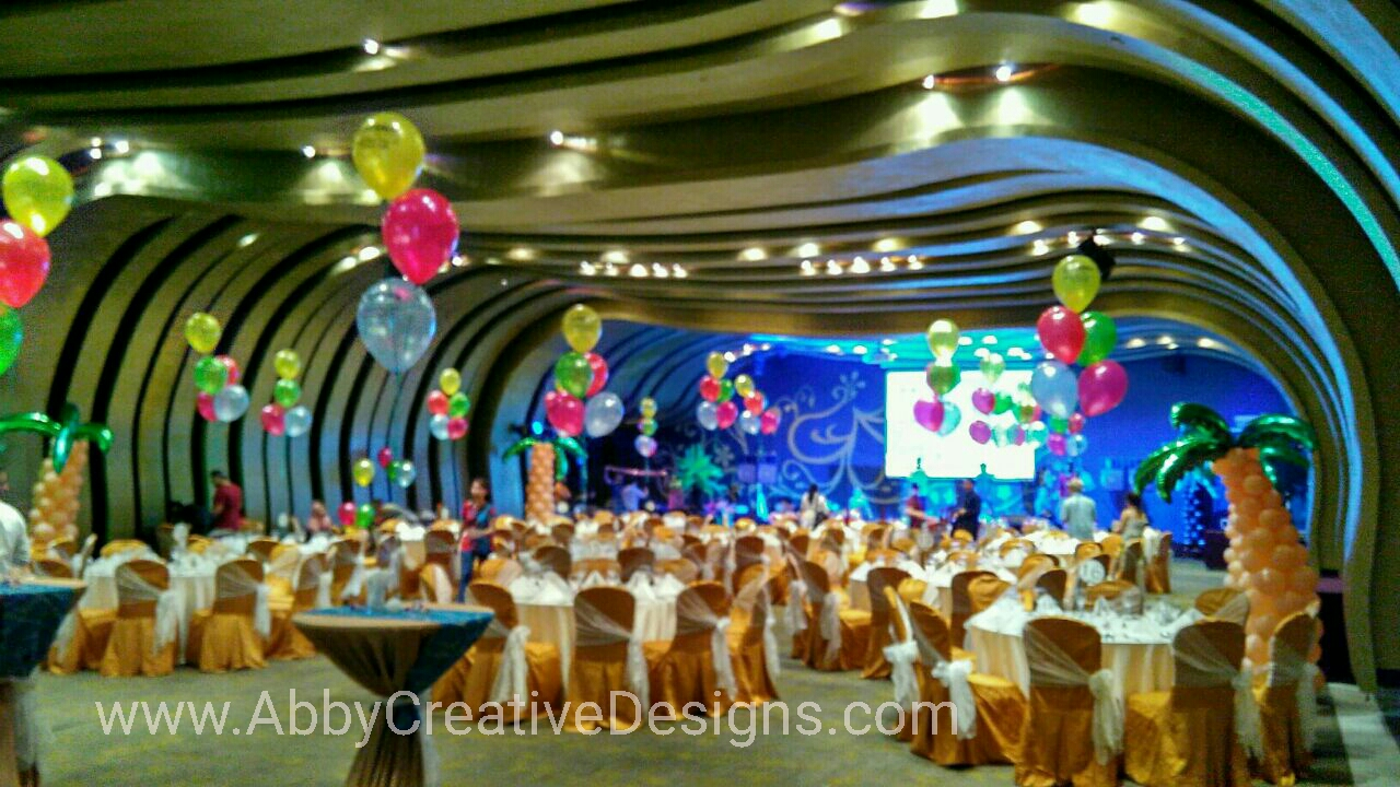 Its more than just a party selangor kuala lumpur for Annual dinner decoration