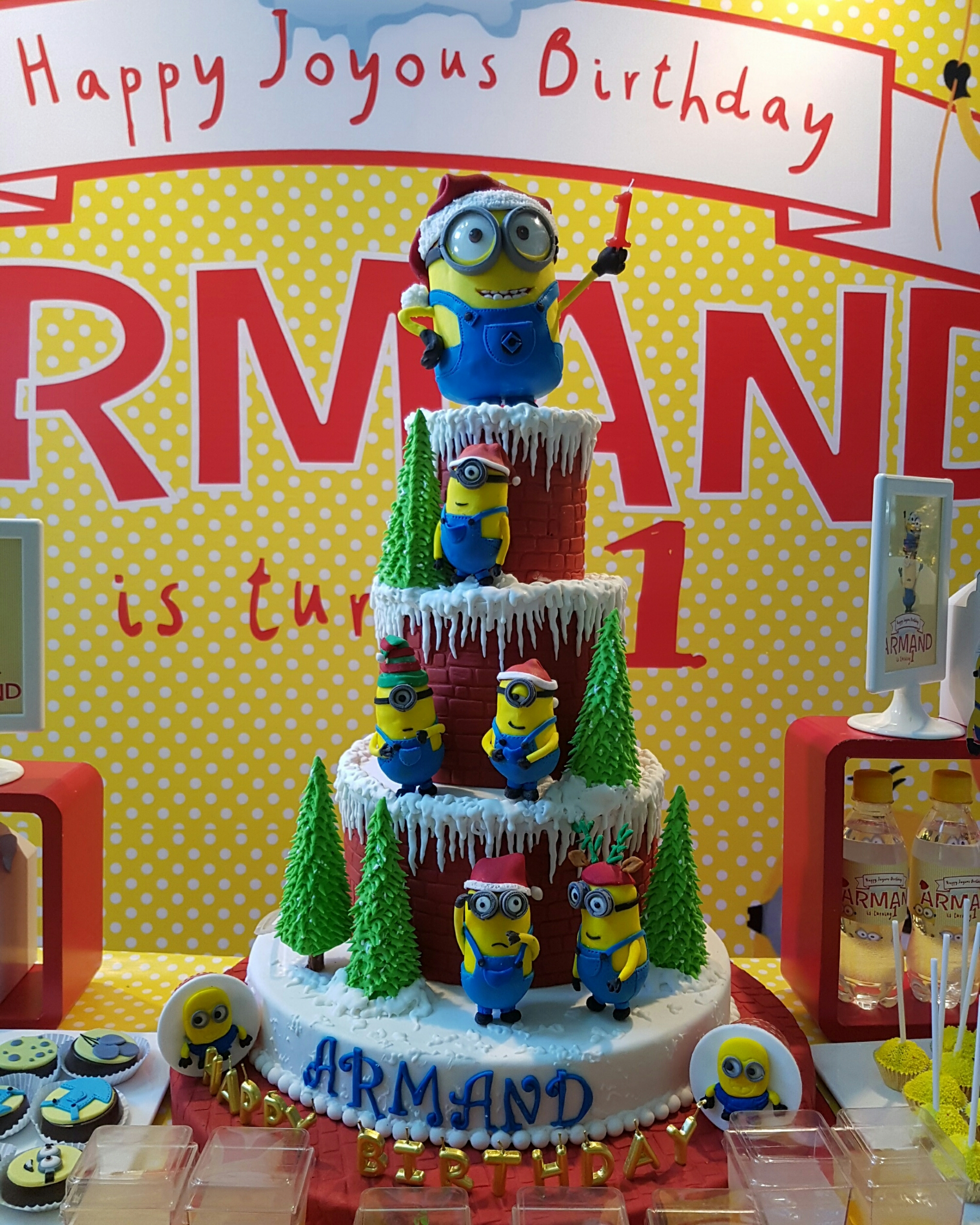 Theme Minion Its More Than Just A Party