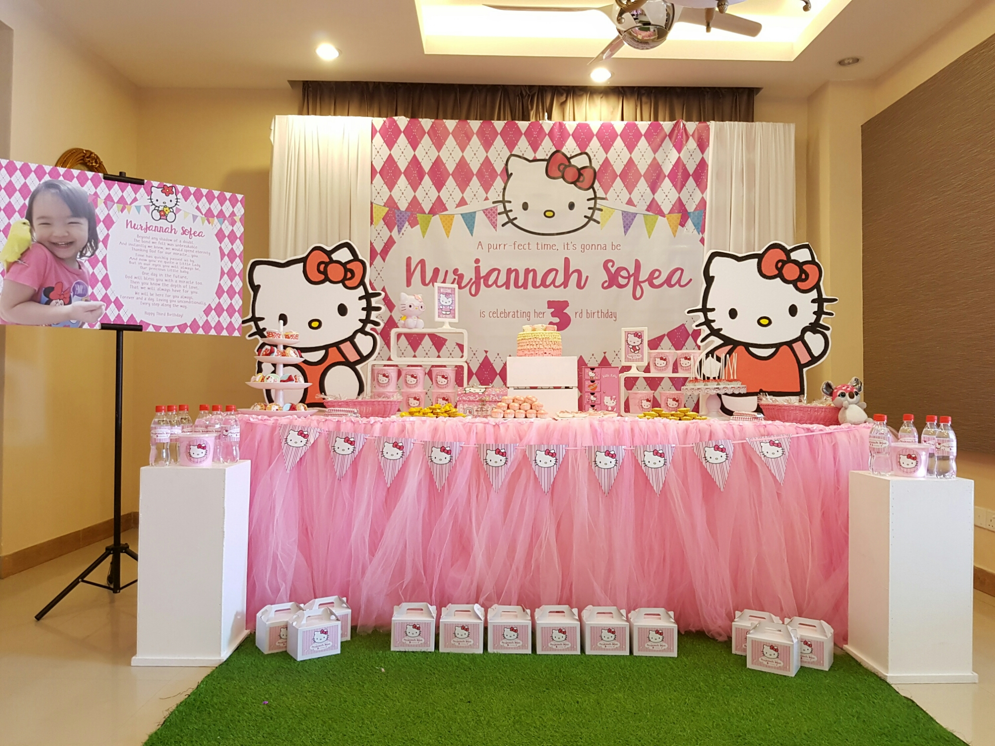 Theme Hello Kitty Its More Than Just A Party