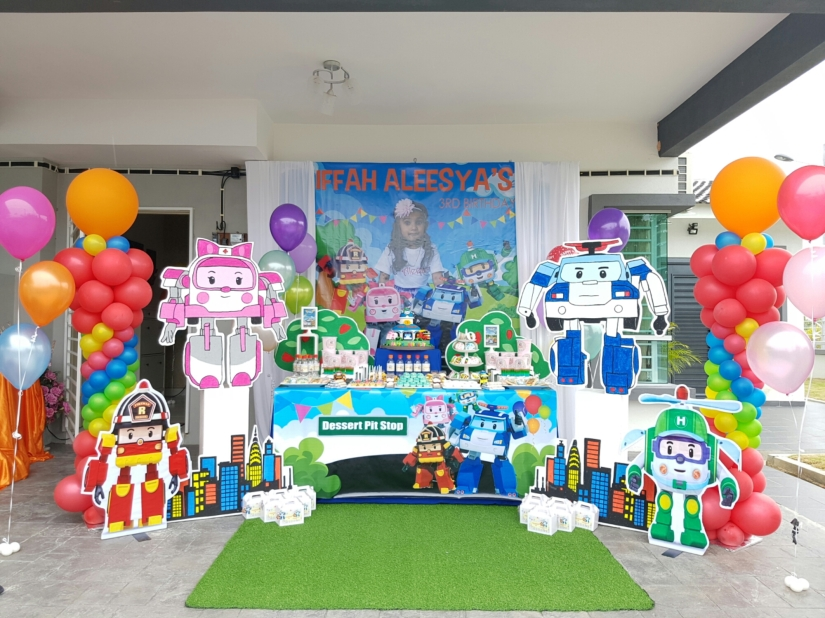 Tagged 1st Birthday For Girls 3rd Aqiqah Balloons Decoration Kuala Lumpur Balloon