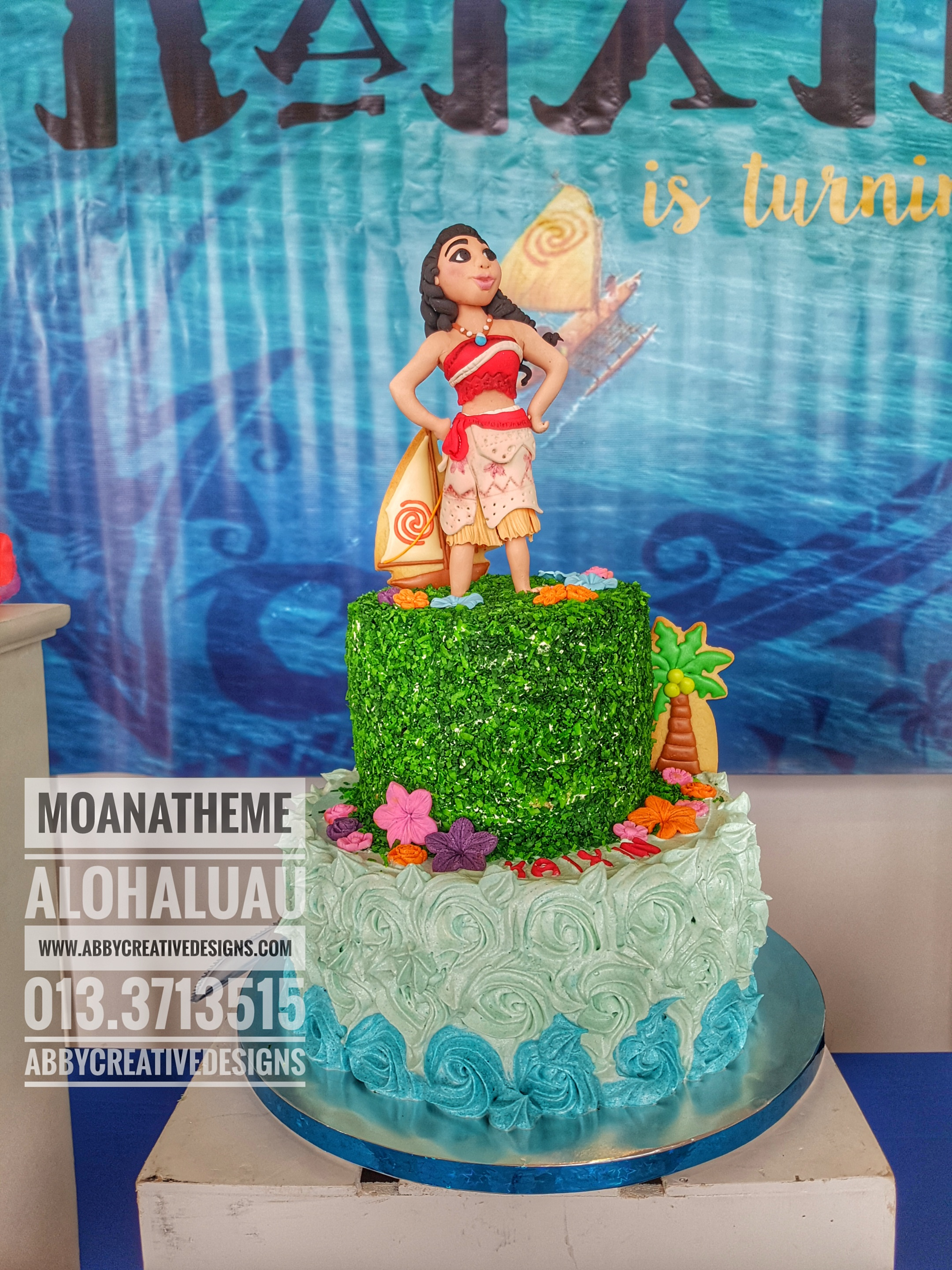 Theme Moana Its More Than Just A Party
