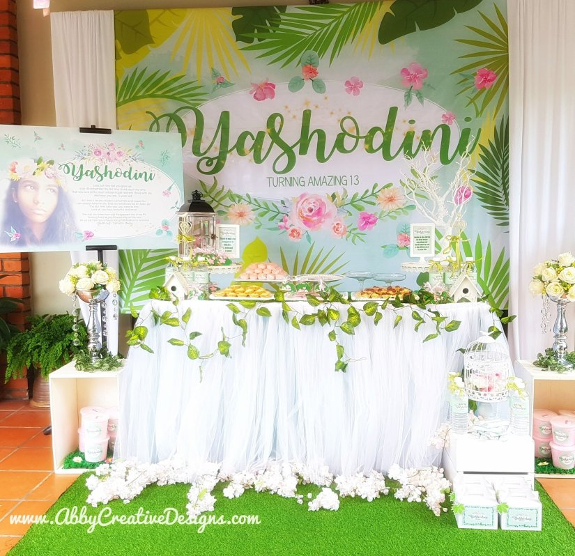 Balloons decoration kuala lumpur its more than just a party tagged 1st birthday for girls 3rd birthday aqiqah balloons decoration kuala lumpur birthday balloon decoration birthday decoration junglespirit Images